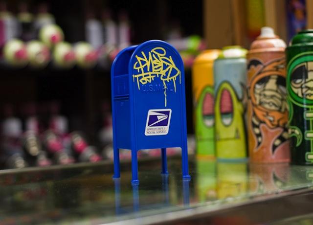 USPS x TYO TYOS:Mini Drop Box(貯金箱)