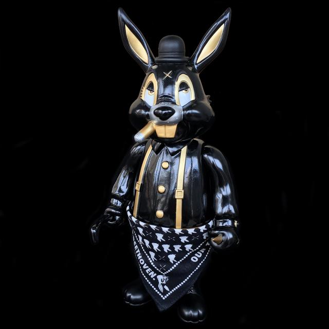 Frank Kozik x BlackBook Toy:A Clockwork Carrot Lil Alex 11インチフィギュア Thug Life Edition