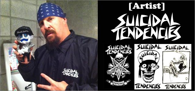 Suicidal Tendencies(スイサイダル・テンデンシーズ)